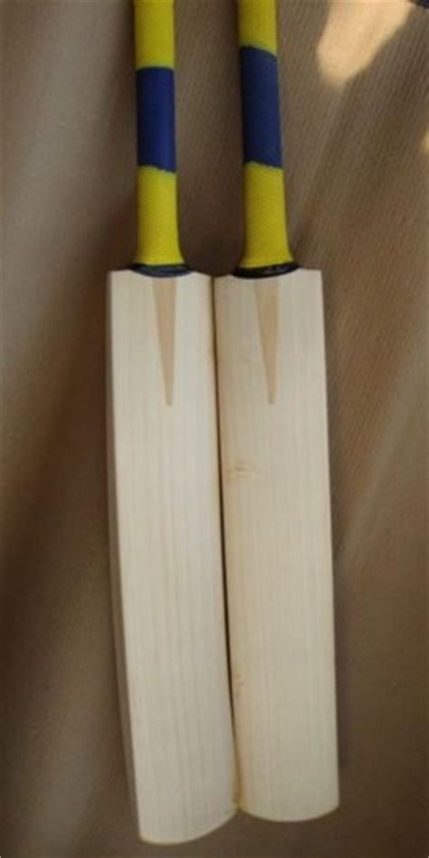 Handmade Cricket Bat - custom made crafted pro grade 1 willow