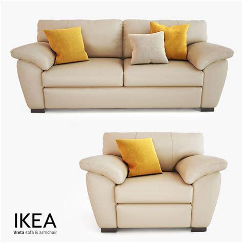 Ikea Vreta Sofa Bed Ikea Vreta 3d Model