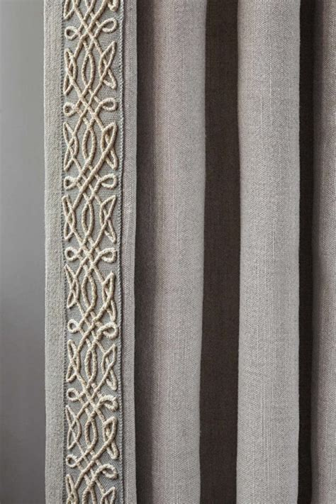 curtain trim best 25 curtain trim ideas on pinterest drapery panels
