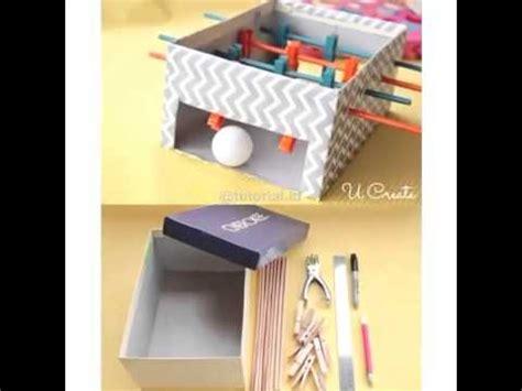 membuat mainan dari kardus bekas tutorial membuat mainan dari penjepit kayu sumpit kardus
