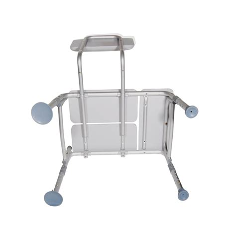 transfer bench with commode drive medical padded transfer bench with commode option