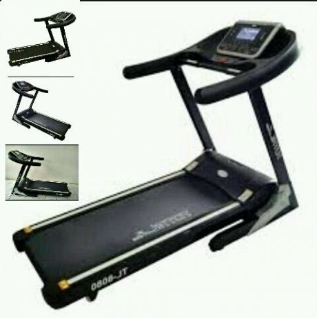 Treadmill Elektrik Tl266 Treadmill Electrik Treadmill Electric big elektrik tl 8080 treadmill elektrik 3hp auto incline tredmil murah page 2