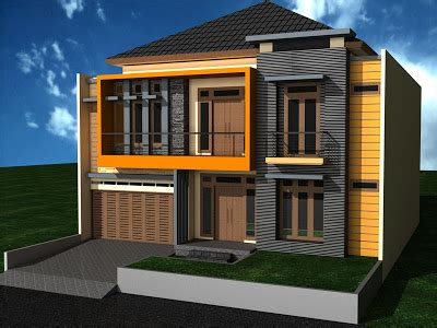 warna cat rumah minimalis keren  inspiratif  style