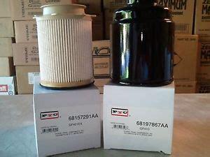 dodge ram fuel filter ebay