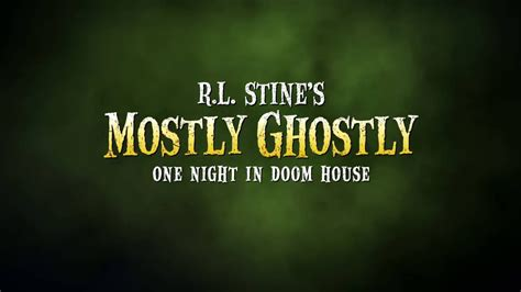 mostly ghostly one night in doom house mostly ghostly 3 one night in doom house 2016 trailer youtube