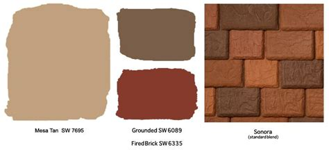 southwestern colors stucco exterior home color schemes terra cotta roof