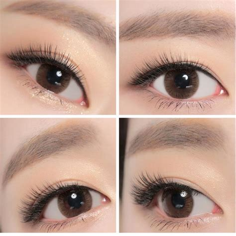 prescription colored contacts for astigmatism buy neo monthly monet brown circle lenses for astigmatism