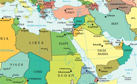 mygig middle east map update middle east archives special operations forces news