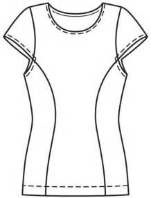 personal sewing project t shirt 113 burda 06 2013