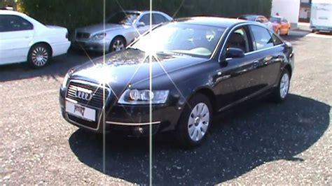 Audi A6 2 0 Tdi Probleme by 2007 Audi A6 2 0 Tdi Multitronic Full Review Start Up