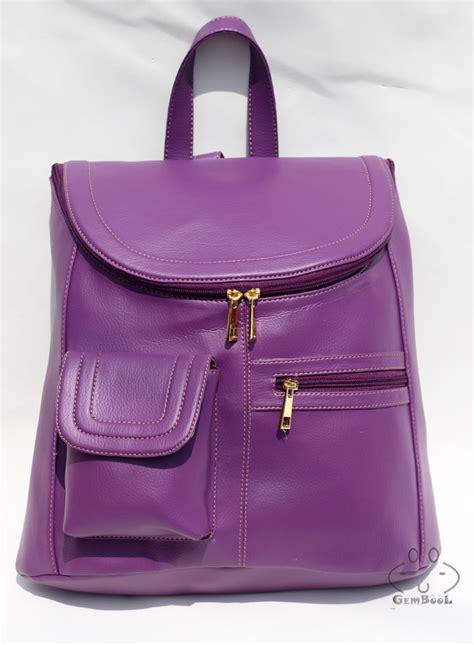 jual tas ransel model terbaru gembool koleksi tas wanita