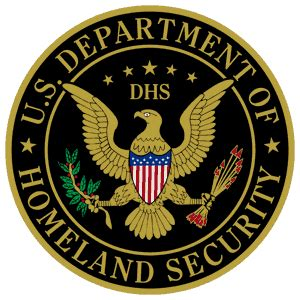 department of homeland security eagle pictures to pin on