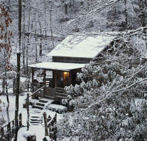 Snowy Cabin In The Woods by Cabin In The Snowy Woods Homes Mountain And Cabins