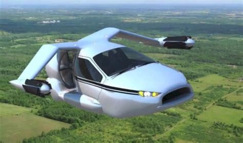 auto volante terrafugia tf x in hybrid flying car