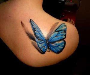 schmetterling tattoos design muster und bedeutung
