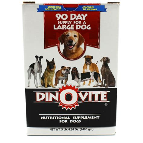 dinovite for dogs reviews dinovite powder large 45 75 lb dogs k9healthsolutions