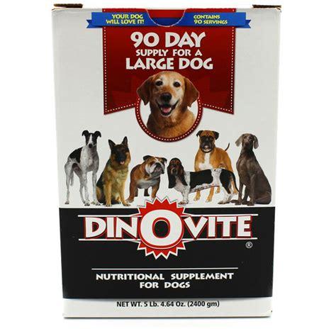 dinovite for dogs dinovite powder large 45 75 lb dogs k9healthsolutions