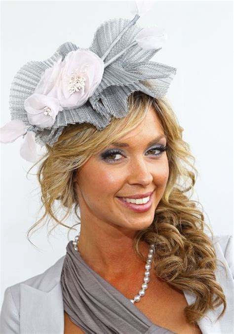 hairstyles for long hair with fascinator 25 best ideas about fascinator hairstyles on pinterest