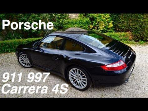 Porsche 977 Carrera 4s by Porsche 911 997 Carrera 4s Ride Acceleration Revs