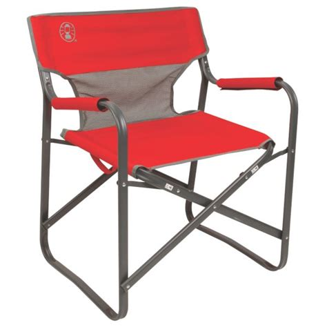 Coleman Portable Deck Chair by Coleman Outpost Portable Deck Chair