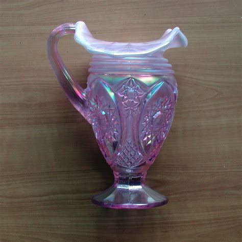 fenton the bohemian glass egermann etched ruby cut to clear fenton glass