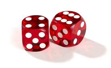 Dark Red Backgammon Precision Dice   Zontik Games