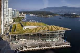 vancouver convention centre west building architect e