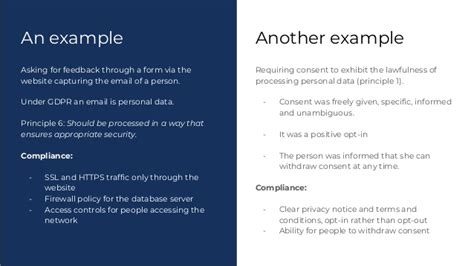 Understanding The Eu S New General Data Protection Regulation Gdpr Privacy Policy Template For Schools