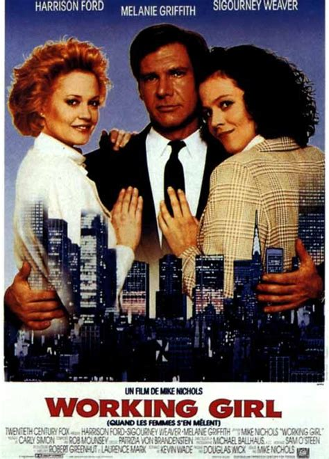 Working 1988 Review And Trailer by Working 1988 Melanie Griffith Harrison Ford