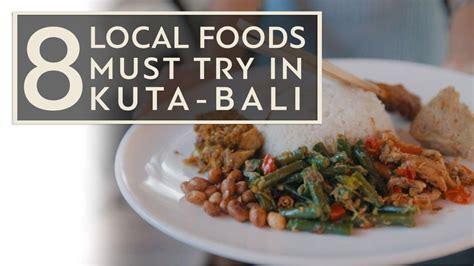 local dishes    ubud bali