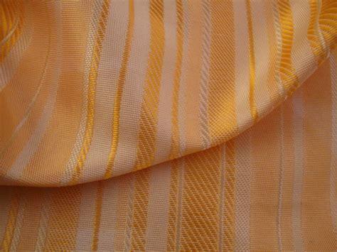 orange curtain material chelsea orange striped curtain fabric curtains fabx