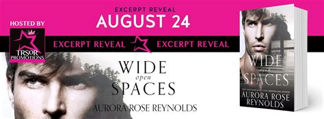 Shelby Banister Chapter Reveal Wide Open Spaces By Aurora Rose Reynolds