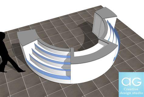 convenience sales counter  model usa architectural