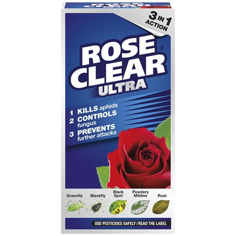 roseclear ultra 200ml at wilko