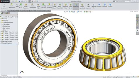 solidworks tutorial bearing puller solidworks tutorial sketch roller bearing in solidworks