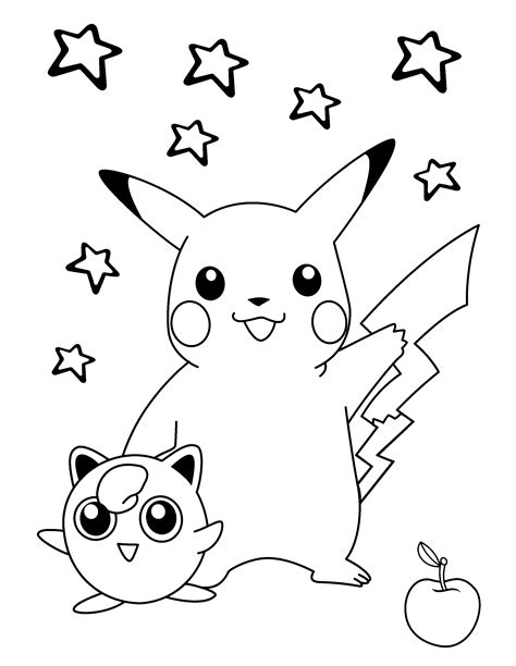 free printable coloring pages of pokemon free coloring pages of 100 pokemon