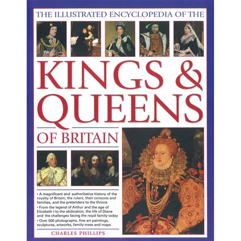 king s crown books and of britain by charles phillips ancient