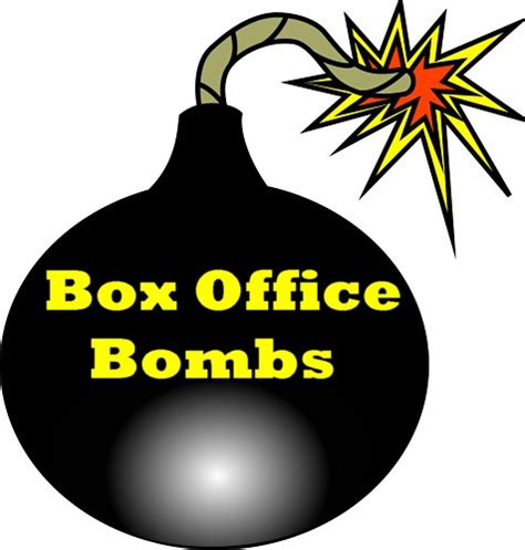 Box Office Bombs top 10 flops the national student