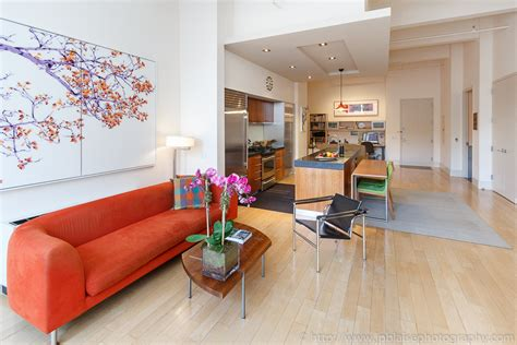new york city real estate photographer adventures lofty apartment photographer session of the day modern loft