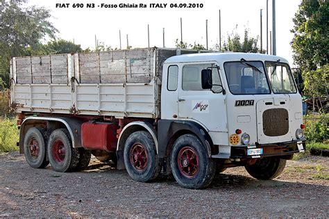 fiat 682 n3 vintage italian trucks camion italiani d