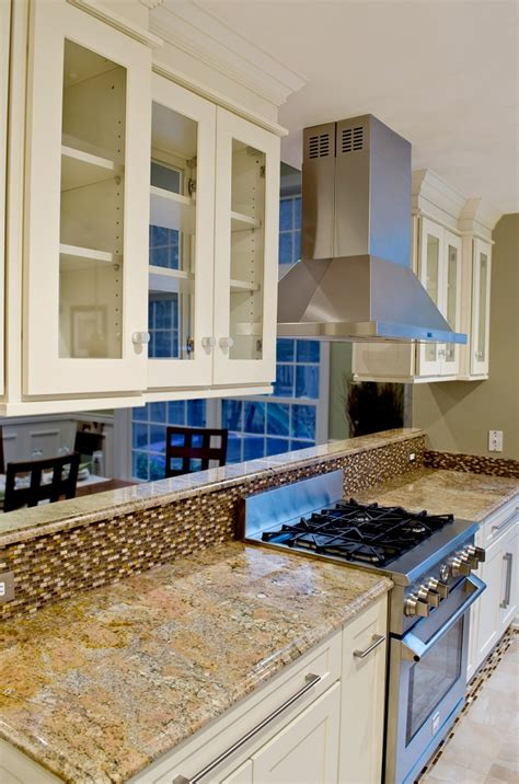 Kitchen Cabinets With Glass Doors On Both Sides Open Frame Glass Door Cabinets Fluted Glass Inserts