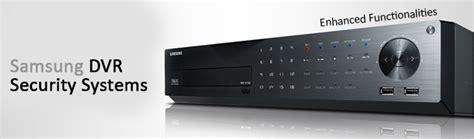Dvr Cctv Merk Samsung digital recorder dvr samsung communications centre
