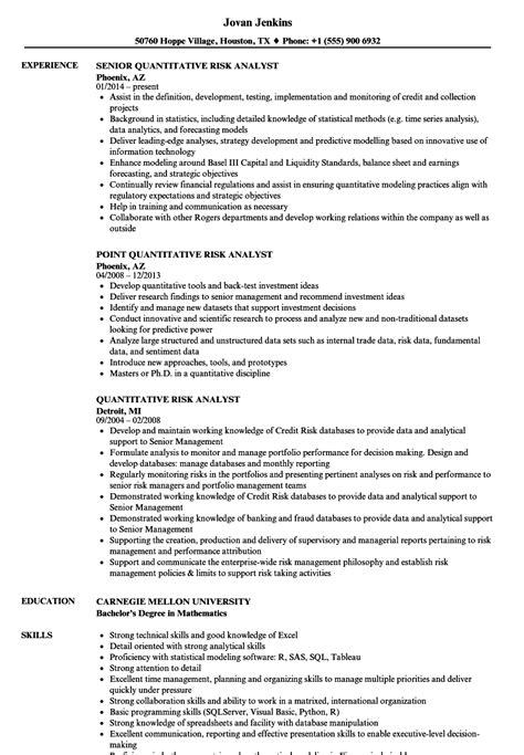 Quantitative Administrative Assistant Resume quantitative analyst sle resume laboratory assistant cover letter