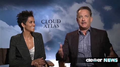 Halle Berry Talks About Attempt To Kill Herself by Halle Berry Cloud Atlas Talks Make Up And