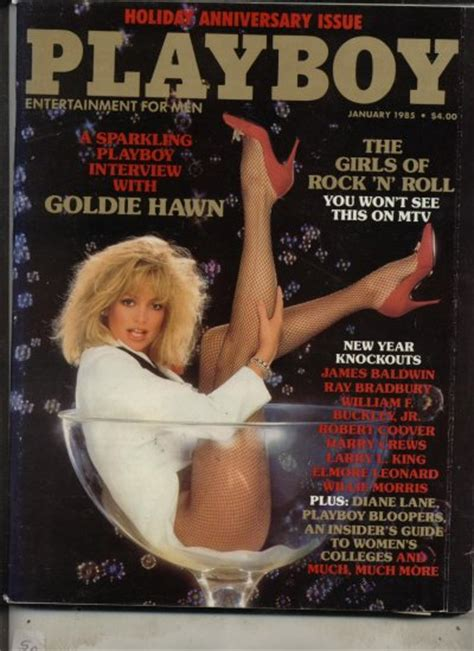 playboy january  goldie hawn girls  rock  roll