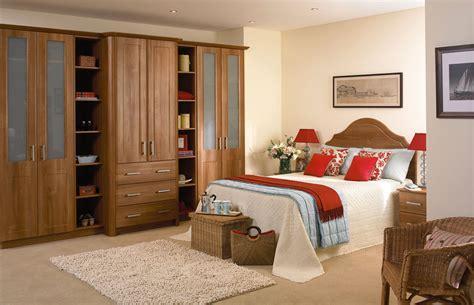 beaded brisbane wardrobe doors  medium walnut  homestyle