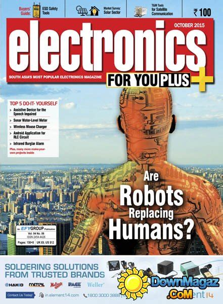 electronics    october