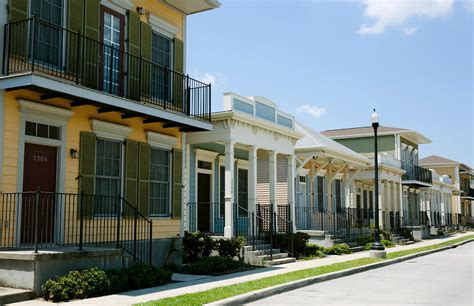 new orleans appartments after katrina new orleans public housing is a mix of