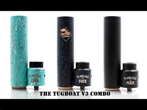 tugboat v3 tugboat v3 combo by flawless youtube