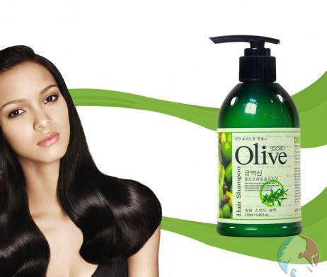 Sho Herbal Olive 270ml shoo olive 270ml pemanjang rambut